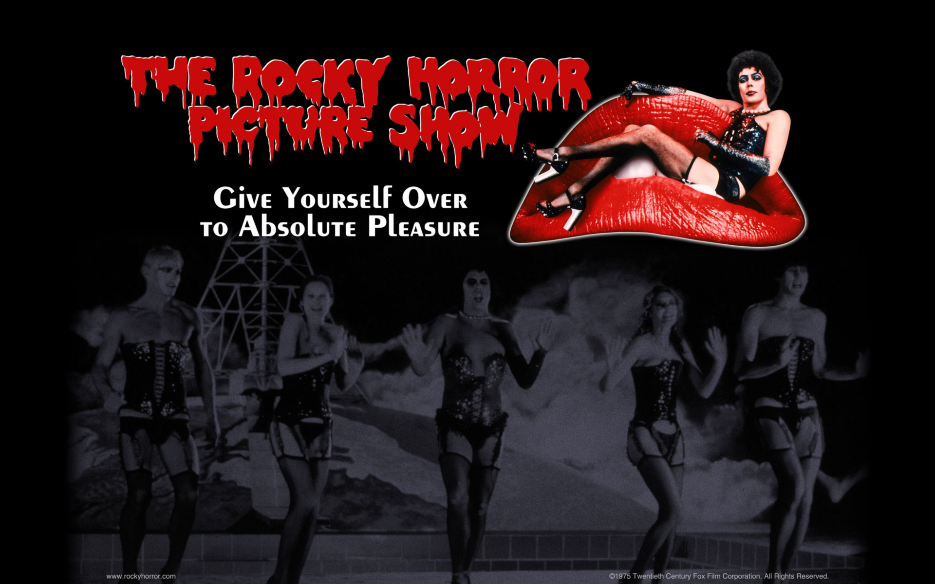 Rocky Horror Halloween Costumes