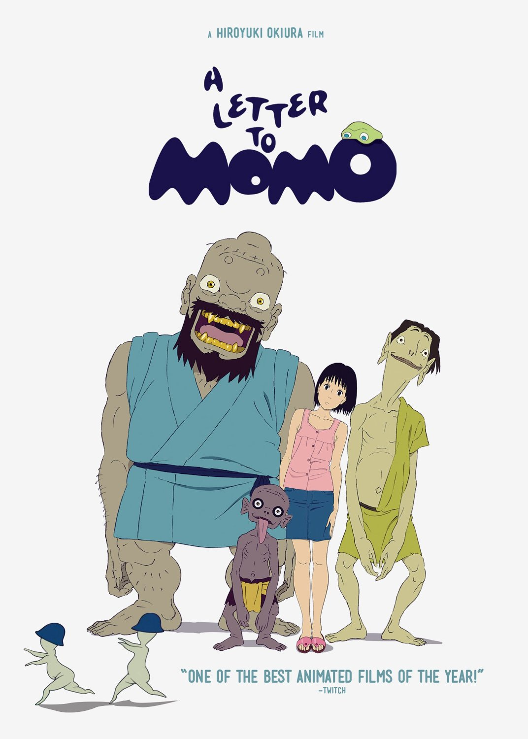 KBOO presents A LETTER TO MOMO | The Clinton Street Theater