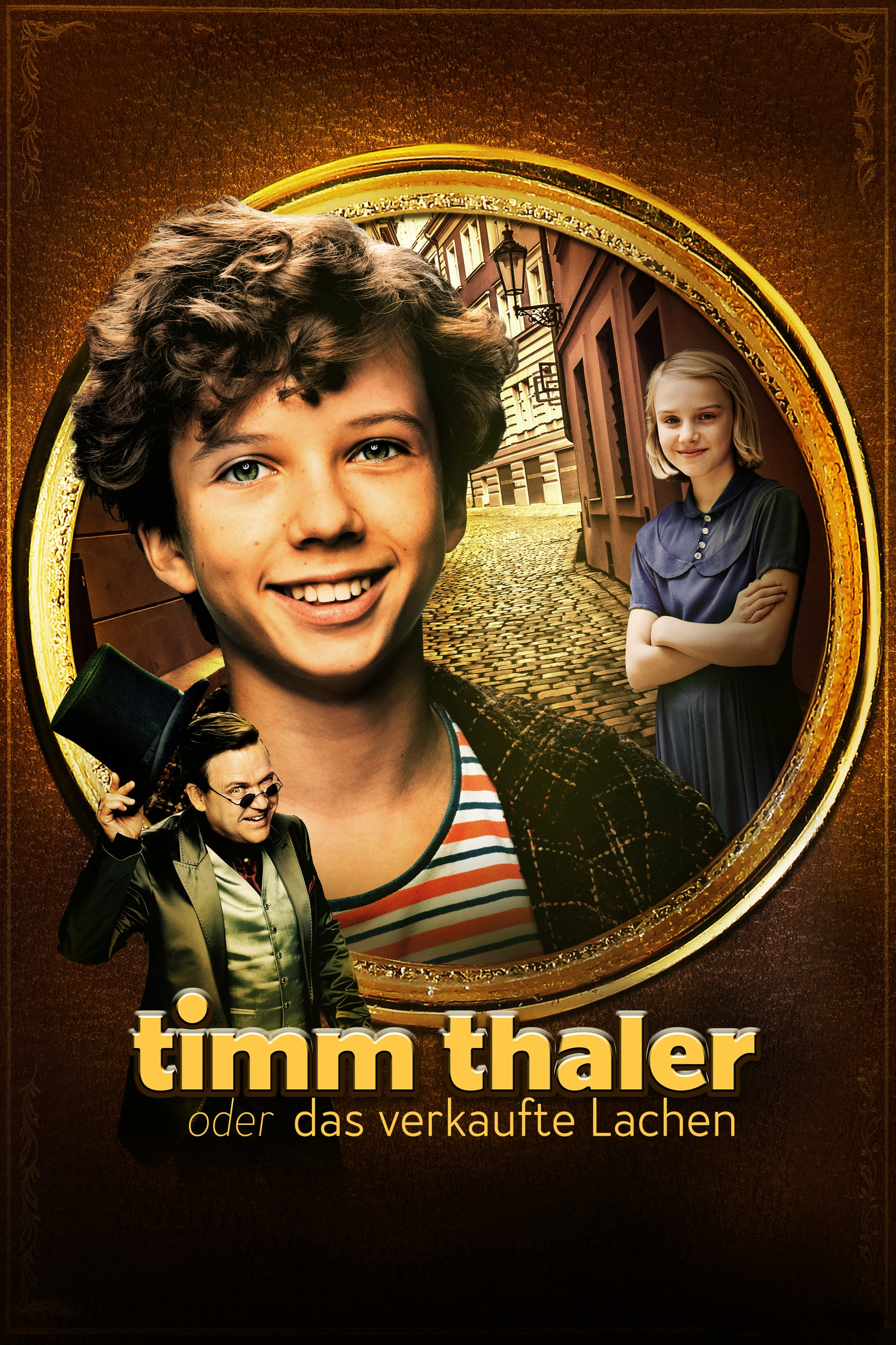 The Legend of Timm Thaler (or The Boy Who Sold His Laughter