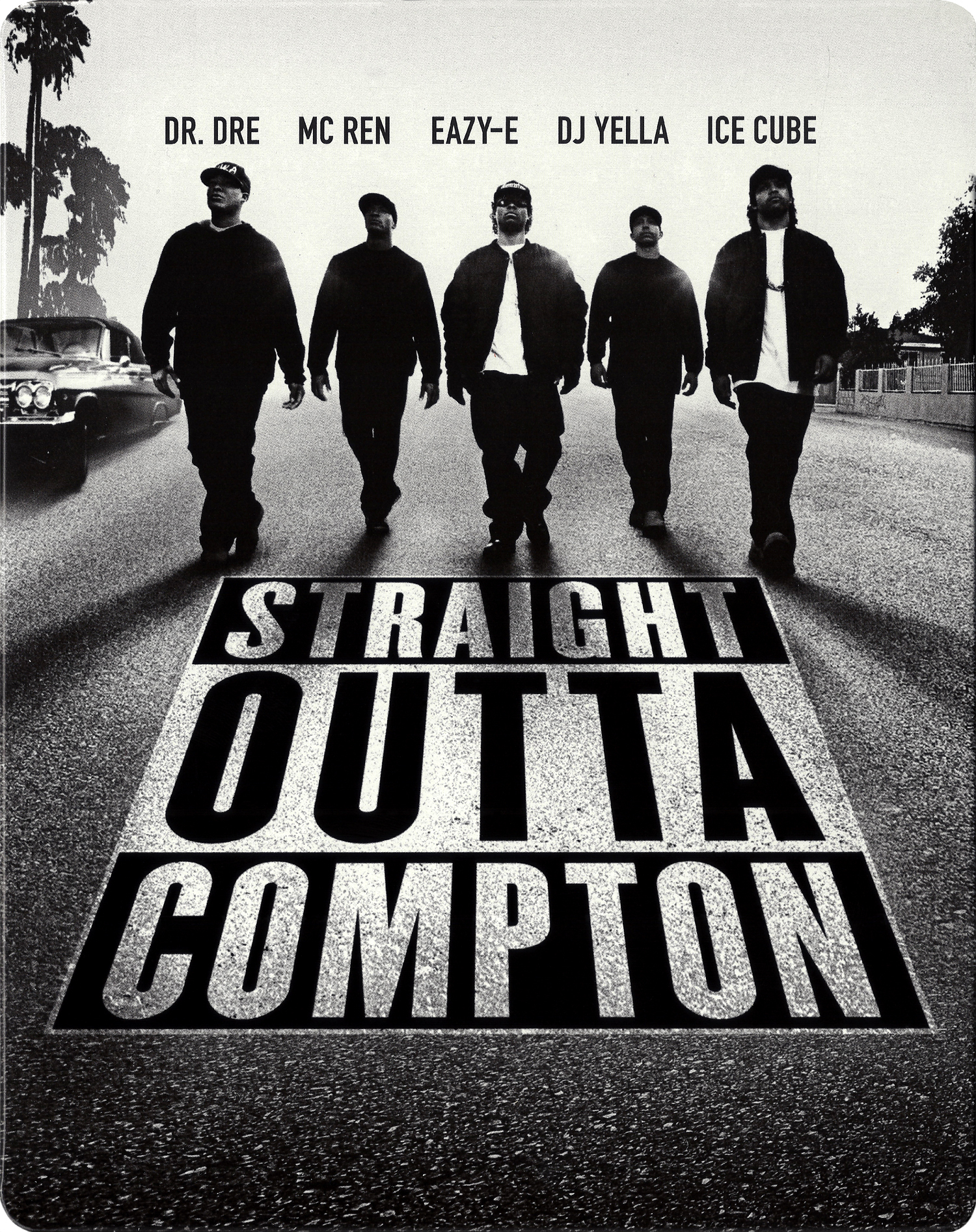 Clinton Street Resistance presents STRAIGHT OUTTA COMPTON ...