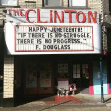JUNETEENTH MARQUEE