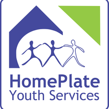 home plate youth logo