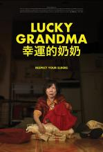 lucky grandma movie poster