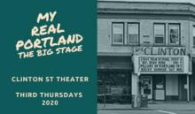 my real portland the big stage