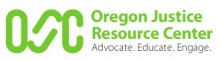 oregon justice resource center logo