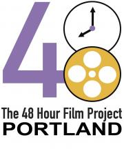 48hr film project portland logo