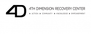 4th dimension recovery center logo