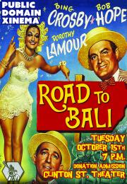 PDXCST_Road2BaliPoster