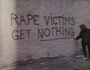 RAPE VICTIMS GET NOTHING