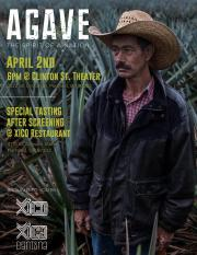 agave poster for screening at CST