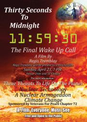 30 seconds to midnight poster
