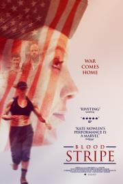 Blood Stripe Poster