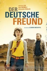 MY GERMAN FRIEND (El amigo alemán) movie poster
