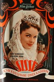 SISSI- THE FATEFUL YEARS OF AN EMPRESS (Sissi-Schicksalsjahre einer Kaiserin) movie poster