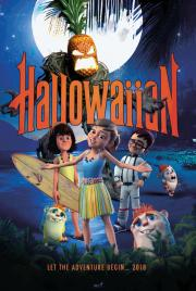 The legend of hallowaiian movie poster