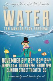 Water 10MPF poster