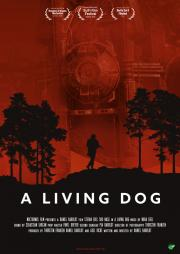 a living dog movie poster