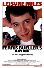 ferris bueler's day off poster