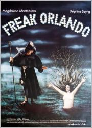 freak orlando movie poster