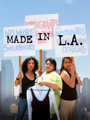 made in L A movie poster