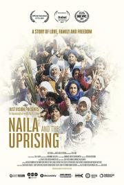 naila and the uprising poster