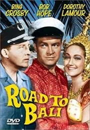 road to bali movie poster