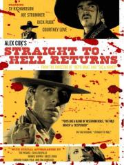straight to hell returns movie poster
