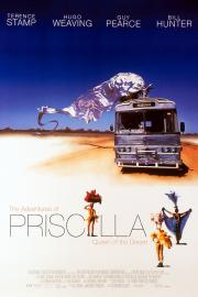 the adventures of priscilla queen of the desert poster