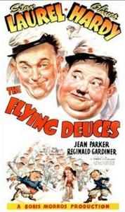 the flying deuces poster