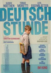 the german lesson movie poster