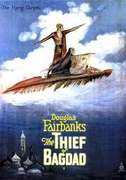 the thief of bagdad movie poster