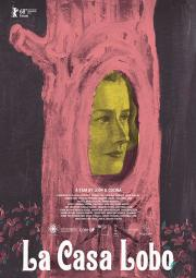 the wolf house movie poster