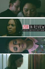 zoe in review poster